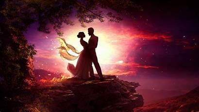 Couple Moonlight Dancing Wallpapers Laptop 4k 1080p
