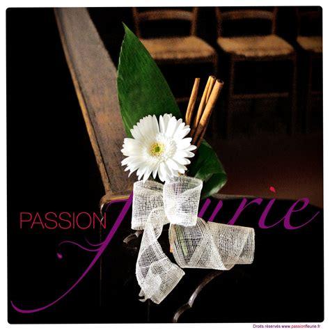 decoration banc eglise pour mariage d 233 coration florale de mariage le bout de banc fleuriste fleurie aubigny vend 233 e
