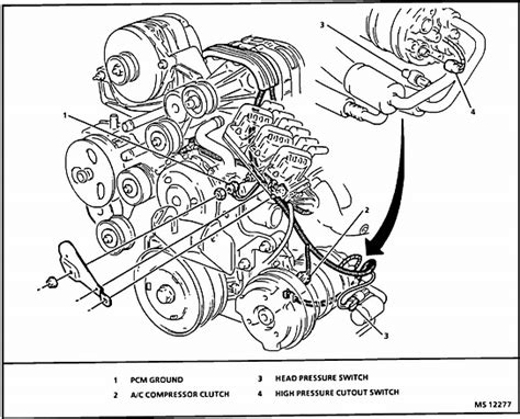 buick lesabre ac clutch wont engage   bypass