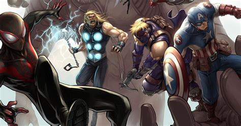 News Watch: Marvel Ultimate Universe Coming Back? - Comic ...
