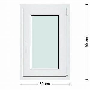 Dimensions Standard Fenetre : fen tre pvc 60x90 fen tre rectangulaire 1 vantail prix bas ~ Melissatoandfro.com Idées de Décoration