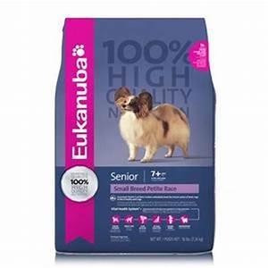 Eukanuba Small Breed Senior Dry Dog Food reviews