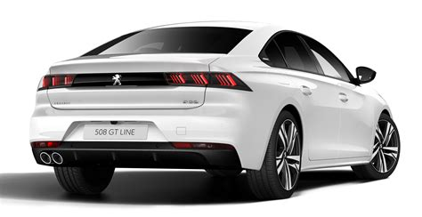 Peugeot News by New Peugeot 508 Officially Revealed Auto Breaking News