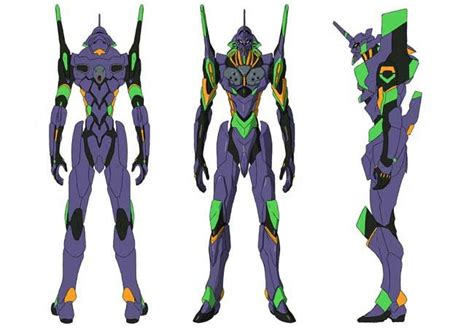 neon genesis evangelion detailed evangelion unit 01