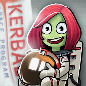 Valentina Kerman, first of many Ladykerbals to be added to ...