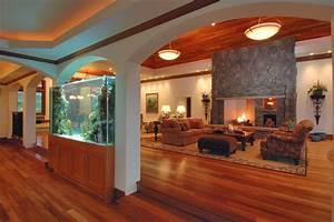 24 Original Ideas With Aquarium In Home Interior