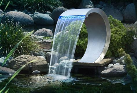 pool mit pumpe ubbink wasserfall led edelstahl cobra mit pumpe teich pool teich welt wasserspiele