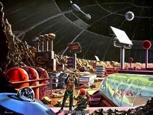Retro Sci-Fi Art