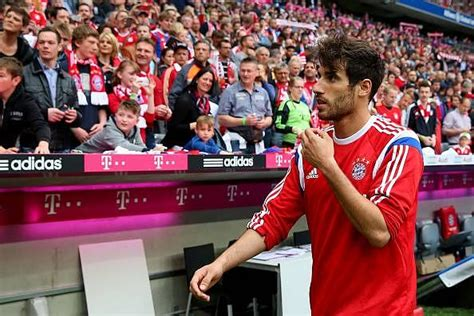 Bayern Munich's Javier Martinez out for 4 weeks due to ...