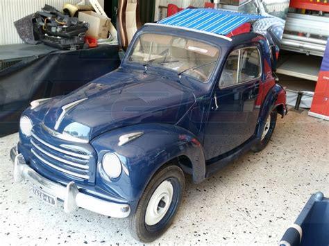 Tappezzeria Fiat 500 Fiat 500 C Topolino Tappezzeria Duraccio