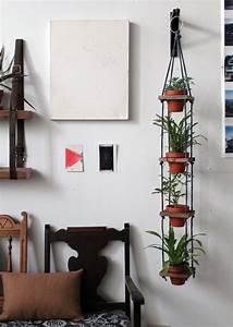 Suspension Macramé Ikea : 10 easy ways to make hanging planters ~ Zukunftsfamilie.com Idées de Décoration