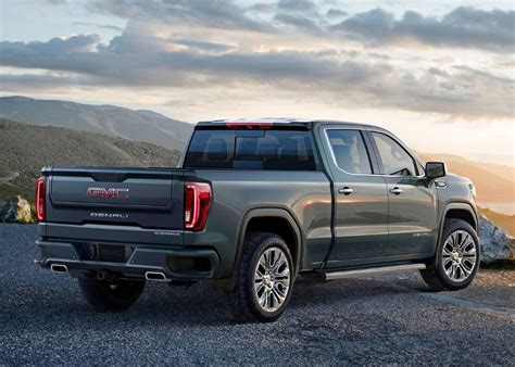 2020 Gmc Sierra Denali 2500 Truck Price  Automotive Car News