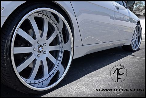 bmw  series    ac forged wheels autoevolution