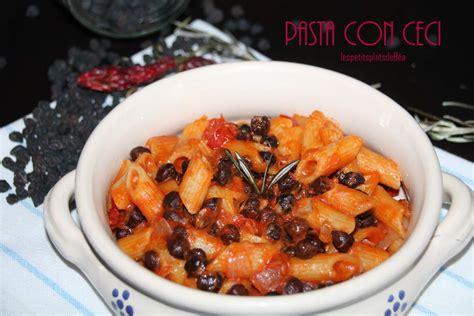cuisine des pouilles pasta con ceci balade italienne dans les pouilles