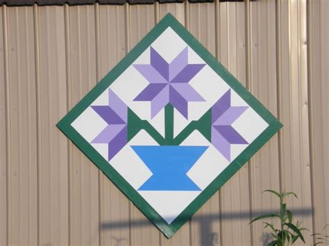 624 Best Barn Quilts Charm...... Images On Pinterest