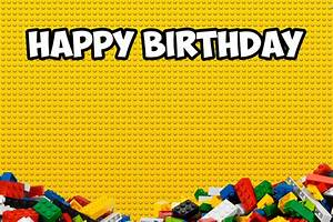 Customised Lego Inspired Birthday Package in SG