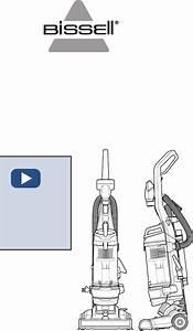 Bissell Cleanview Swivel Pet Rewind Vacuum Cleaner