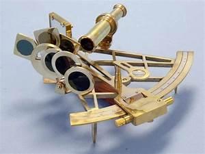 Admiral U0026 39 S Brass Sextant 12 Inch