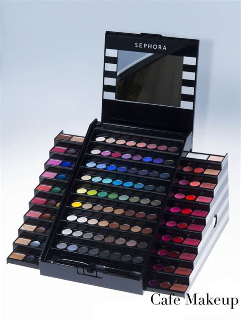 Sephora Makeup Academy Palette, This is a $90 make up kit