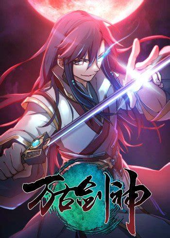 everlasting god  sword manga anime planet