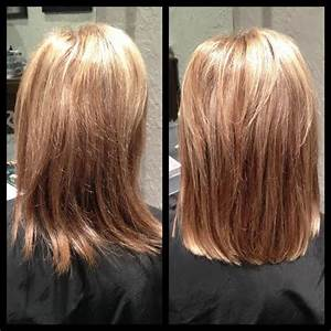 Balmain Hair Extensions - Before and After - Extension ...