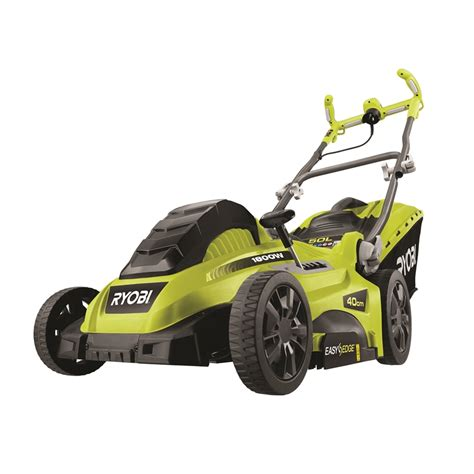 Ryobi 1800w Electric Lawn Mower  Bunnings Warehouse