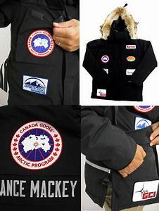 CANADA GOOSE Lance Mackey MODEL Constable Parka