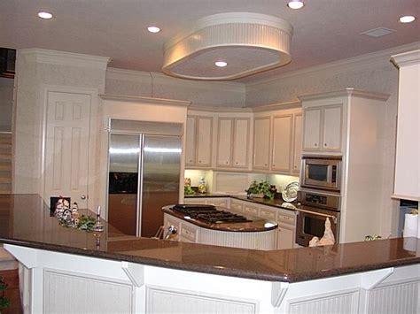 recessed lighting ceiling design ideas modern kitchens