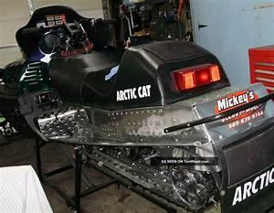 2000 Arctic Cat Zrt