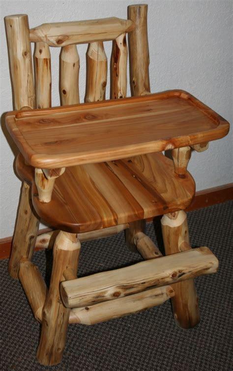 log baby furniture  childrens log furniture barn wood