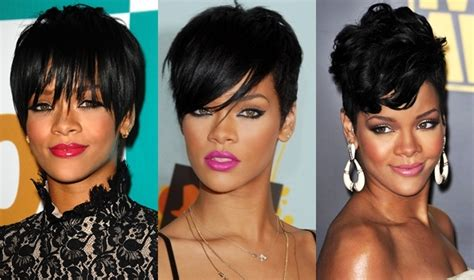 Rihanna's Hairstyles Over The Years
