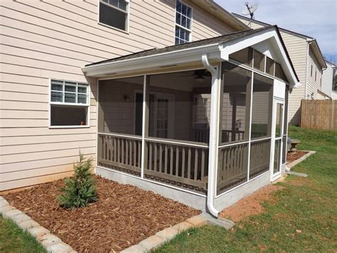 cost of patio 2017 screened in patio cost privacy screen patio prices