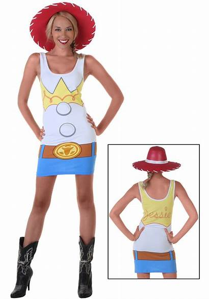 Jessie Toy Story Costume Womens Costumes Adult