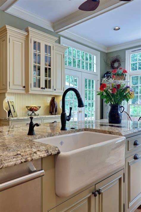 impressive kitchen island  sink design ideas