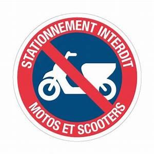 Panneau Interdit De Stationner : ci34 panneau interdiction de stationner aux scooters et ~ Dailycaller-alerts.com Idées de Décoration
