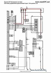 Volvo Wiring Diagrams V70