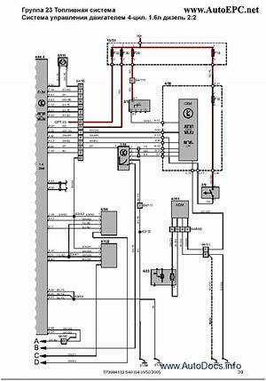 2002 Volvo S60 S80 Wiring Diagrams Download 24214 Getacd Es