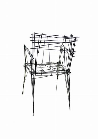 Drawing Furniture Sketches Park Chair Jin Series