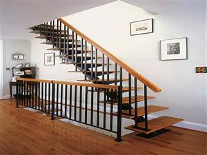 Modern Stair Railing Kits — Railing Stairs And Kitchen