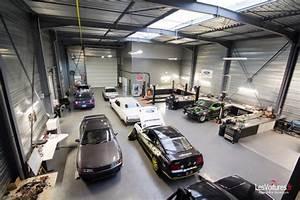 Garage Houdan : the speedshop l antre de la muscle car les voitures ~ Gottalentnigeria.com Avis de Voitures