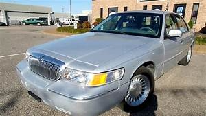 1998 Mercury Grand Marquis Ls For Sale