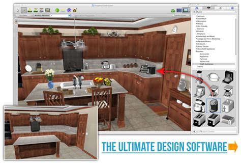 program for kitchen design 23 best home interior design software programs 4429