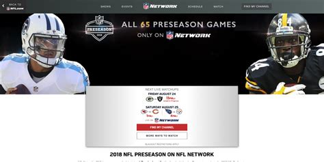 nfl redzone without network cable io options source