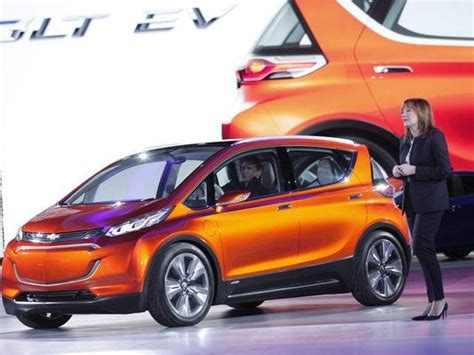 Electric Cars Usa by Report Gm S New Electric Car To Be Michigan Made