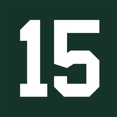 File:Packers retired number 15.svg - Wikipedia
