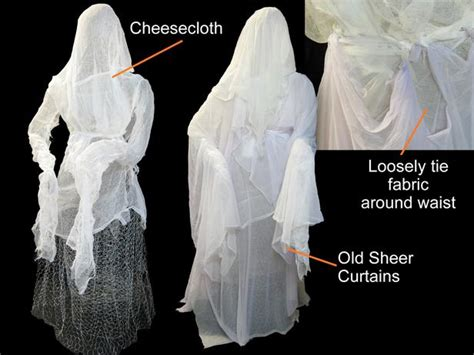 Halloween Decoration How To Make Humansize Ghosts How