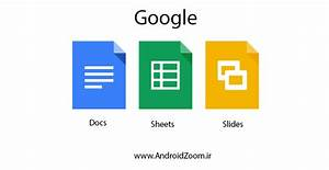 docs slides sheets With google docs sheets and slides app