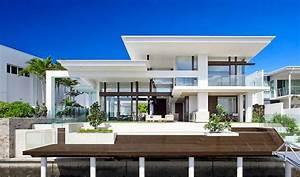 Maison moderne australienne pour une famille moderne for La plus belle maison du monde avec piscine 10 magnifique maison darchitecte en australie vivons maison