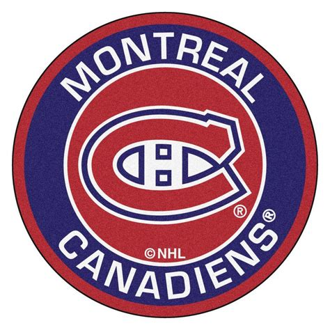 kitchen furniture ottawa fanmats nhl montreal canadiens navy 2 ft 3 in x 2 ft 3