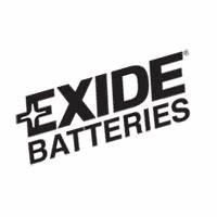 Excide Batteries, download Excide BatteriesVector